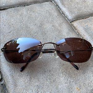 Maui Jim brown sport sunglasses men women